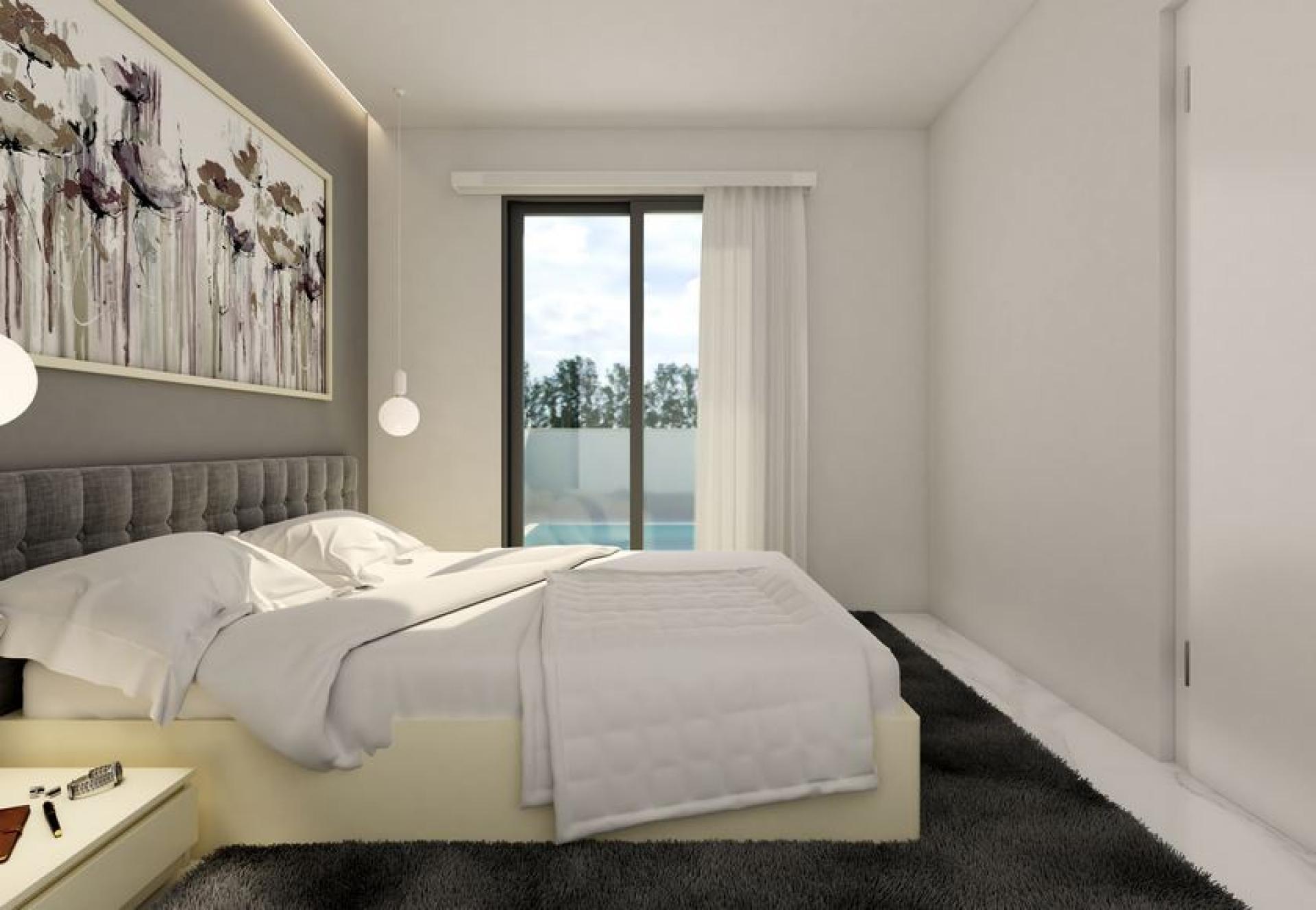 2 Slaapkamer Villa in Daya Nueva - Nieuwbouw in Medvilla Spanje