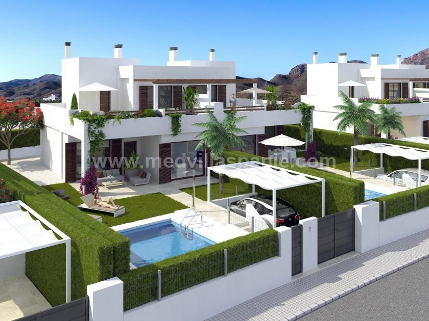 2 Slaapkamer Villa in Mar de Pulpi in Medvilla Spanje