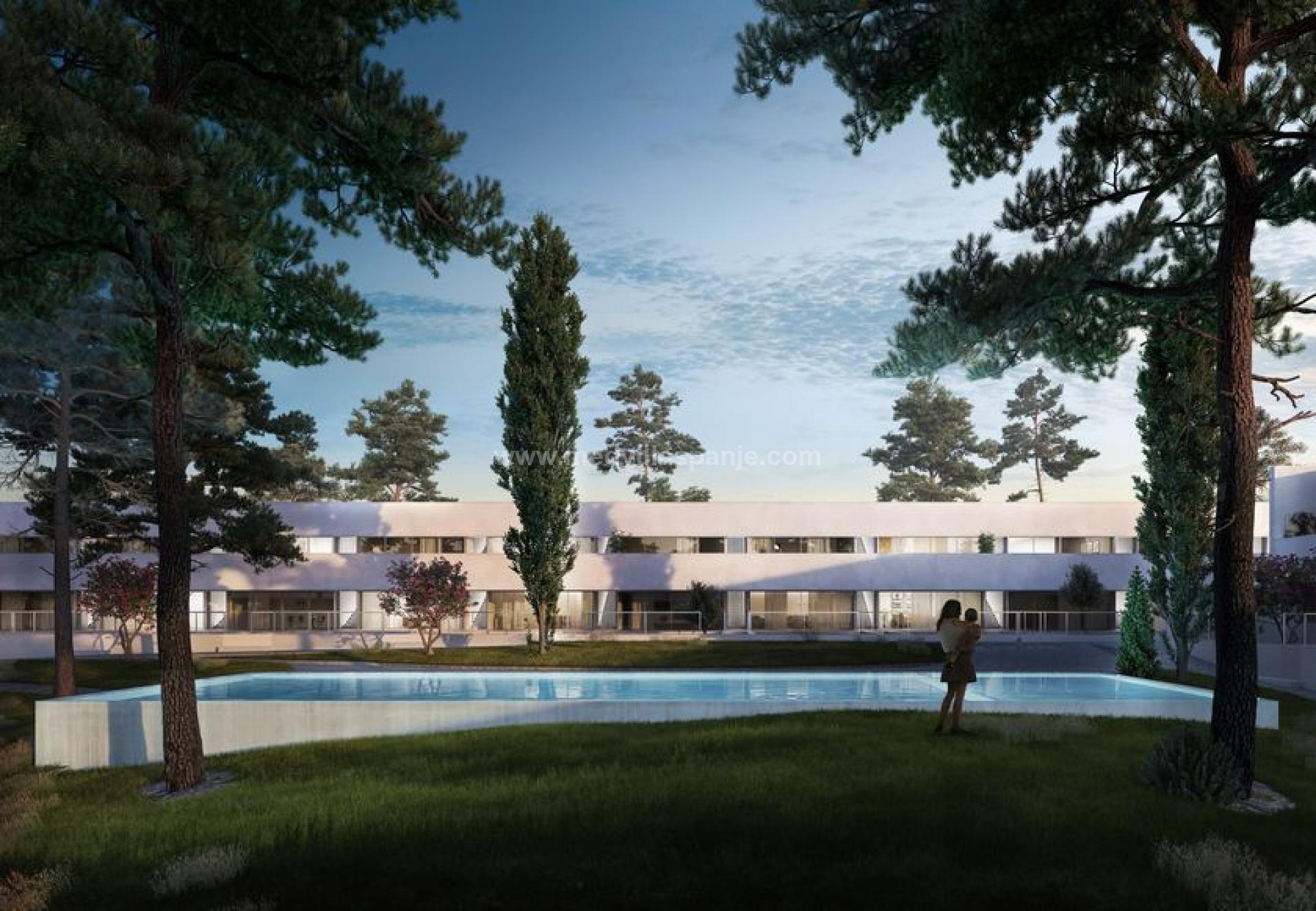 Luxe nieuwbouw appartementen Orihuela Costa, Alicante in Medvilla Spanje