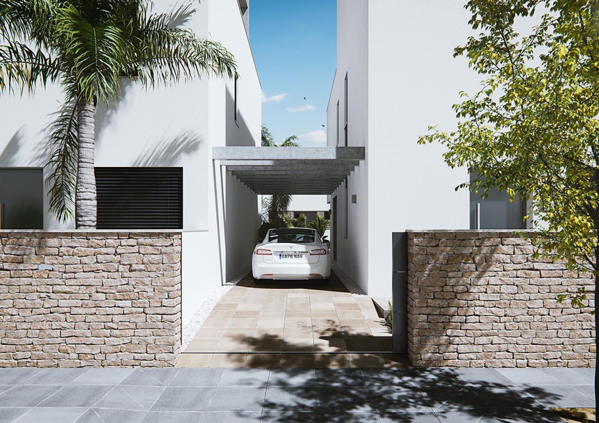 Luxe villa nabij het strand, Torre de la Horadada, Alicante, Costa Blanca Zuid in Medvilla Spanje