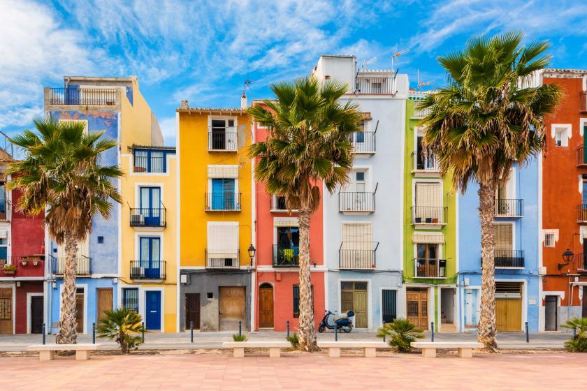 VillajoyosaMedvilla Spanje