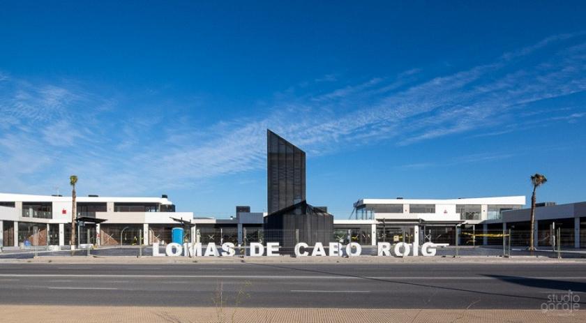 Lomas De Cabo RoigMedvilla Spanje