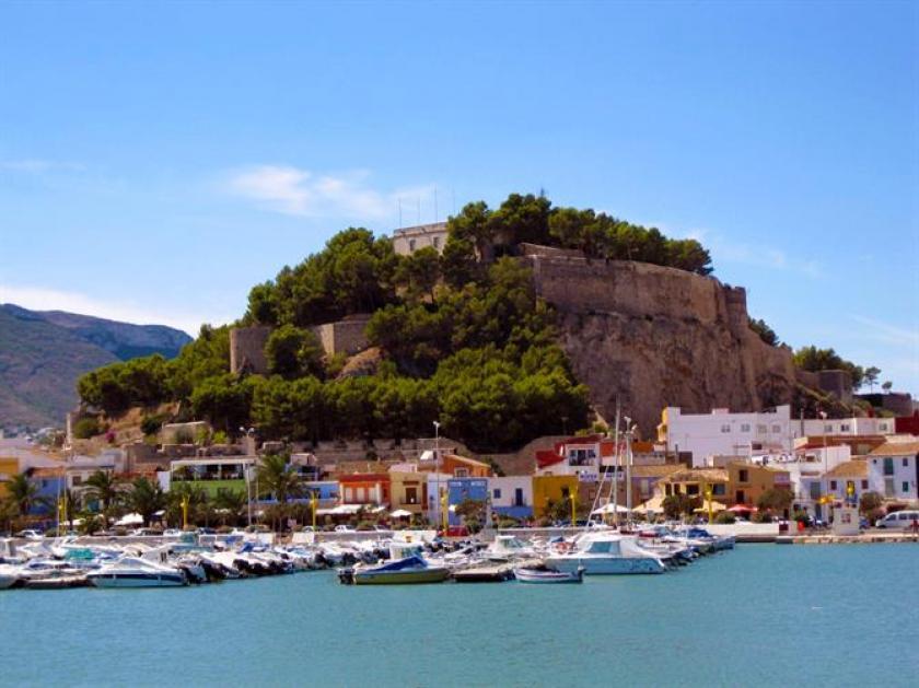 DeniaMedvilla Spanje