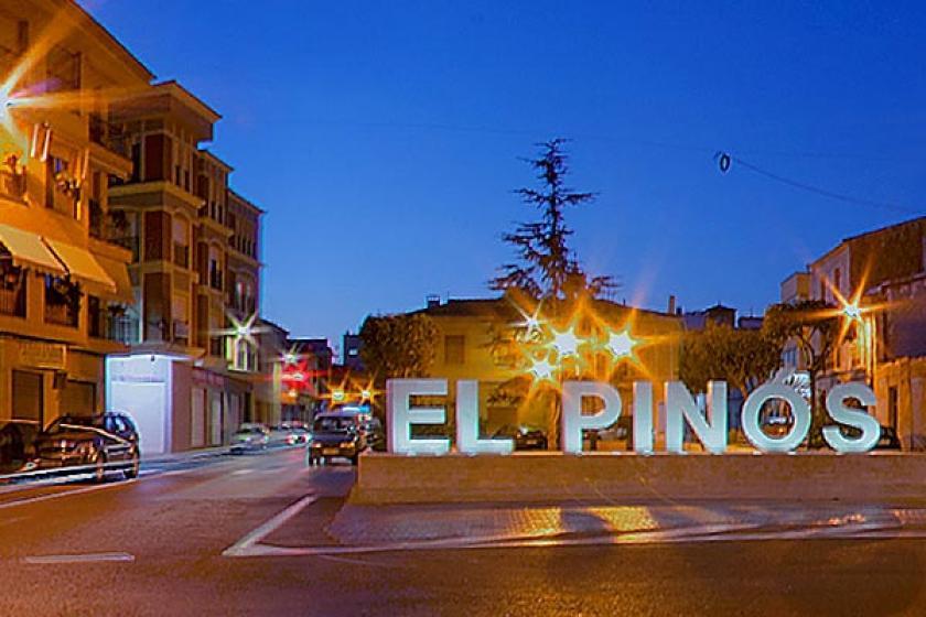 PinosoMedvilla Spanje