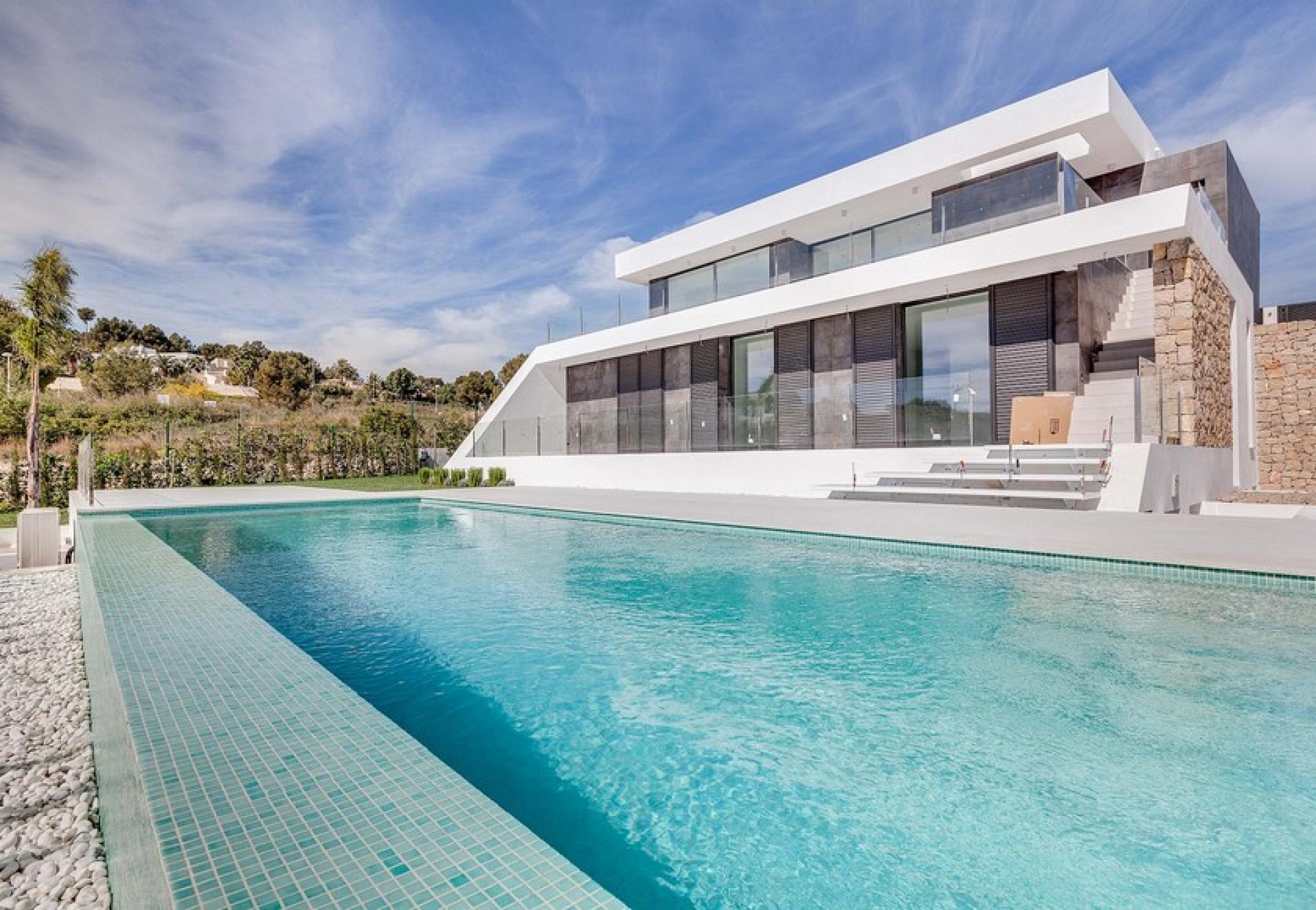 Luxe huizen Costa del Sol