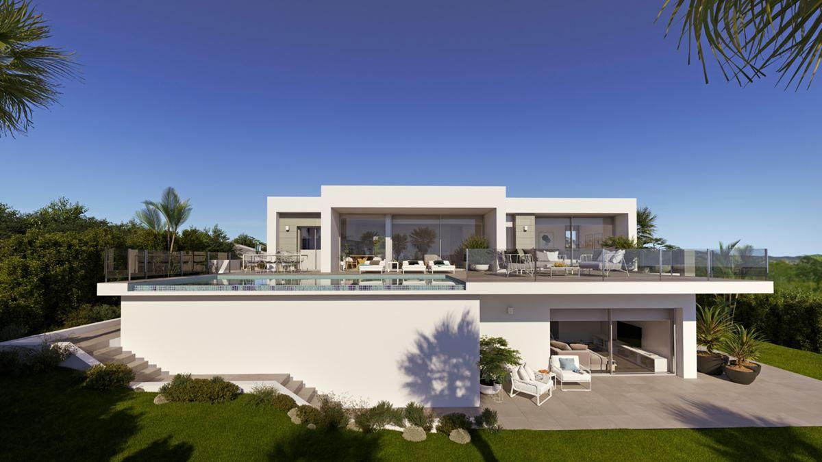 Luxe huizen aan Costa Blanca