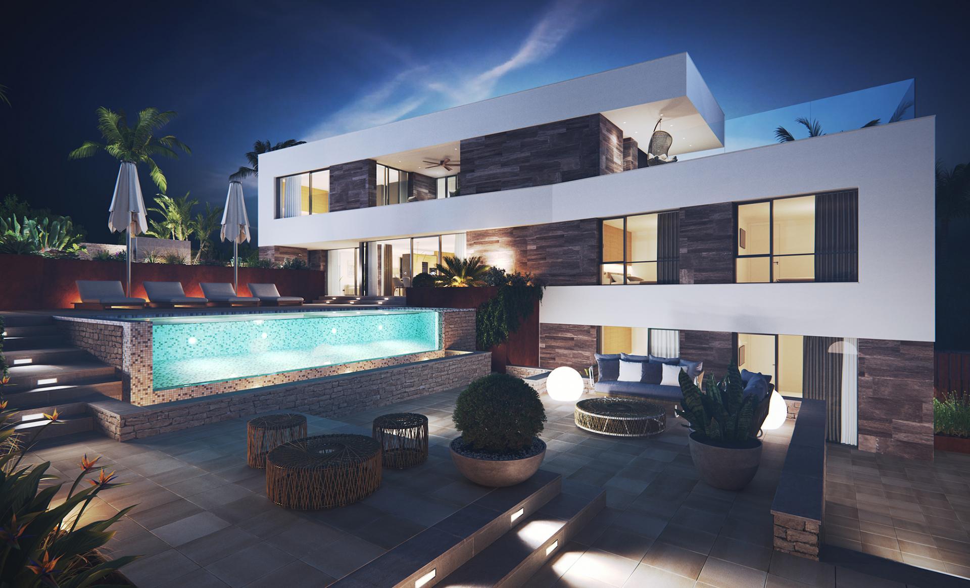 Maisons de luxe Espagne