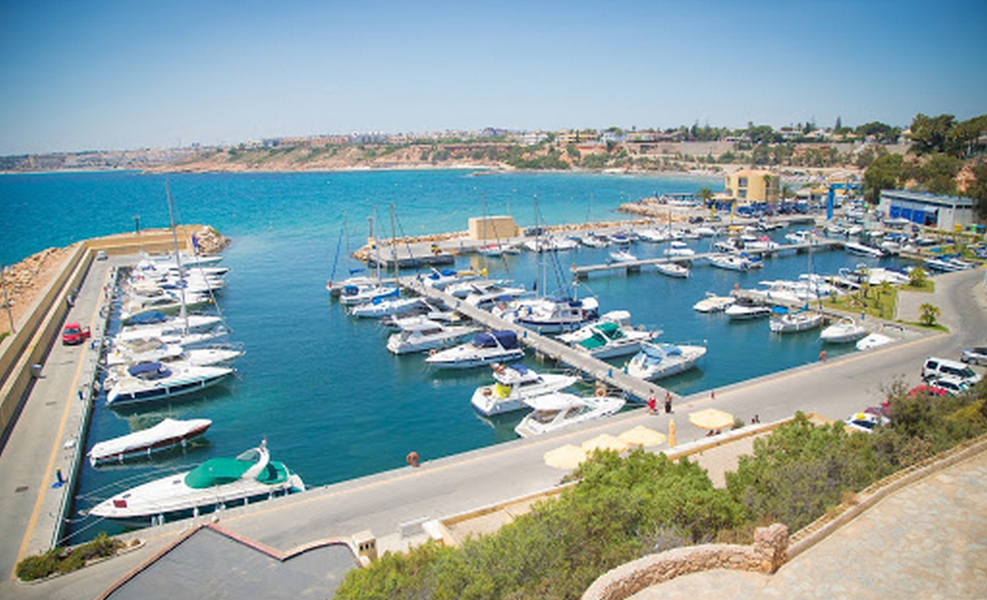 Cabo Roig haven