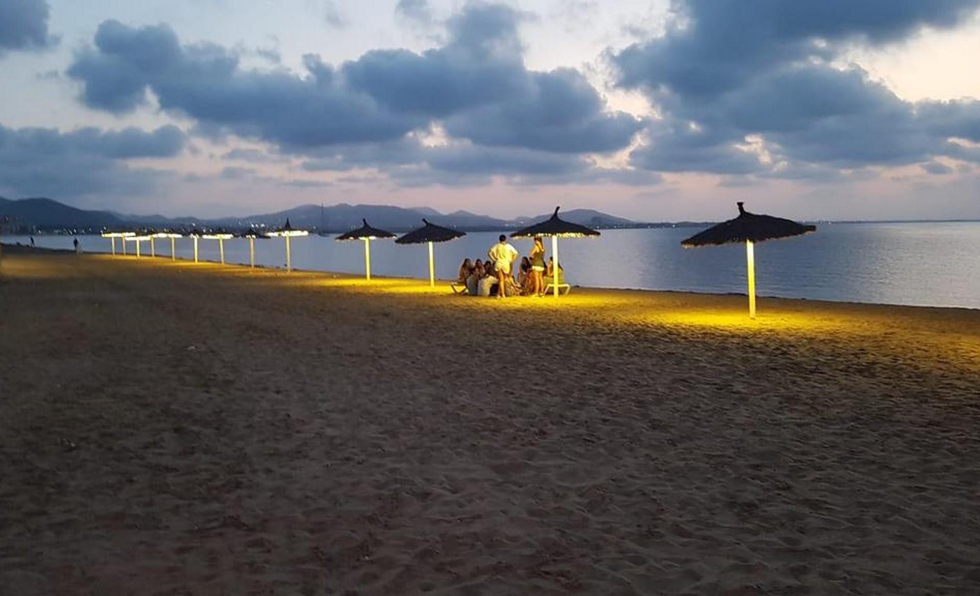 Playa Honda Murcia