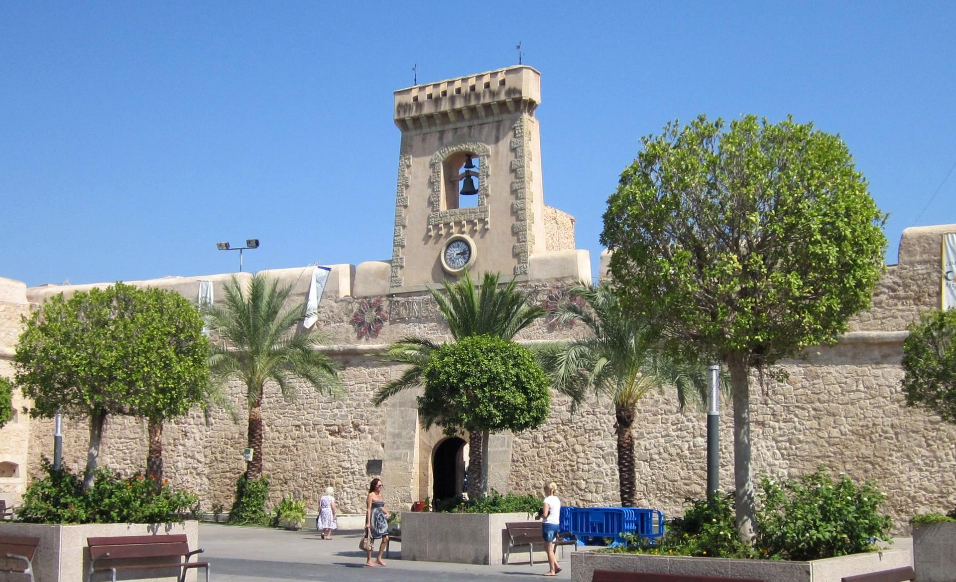 Santa Pola kasteel