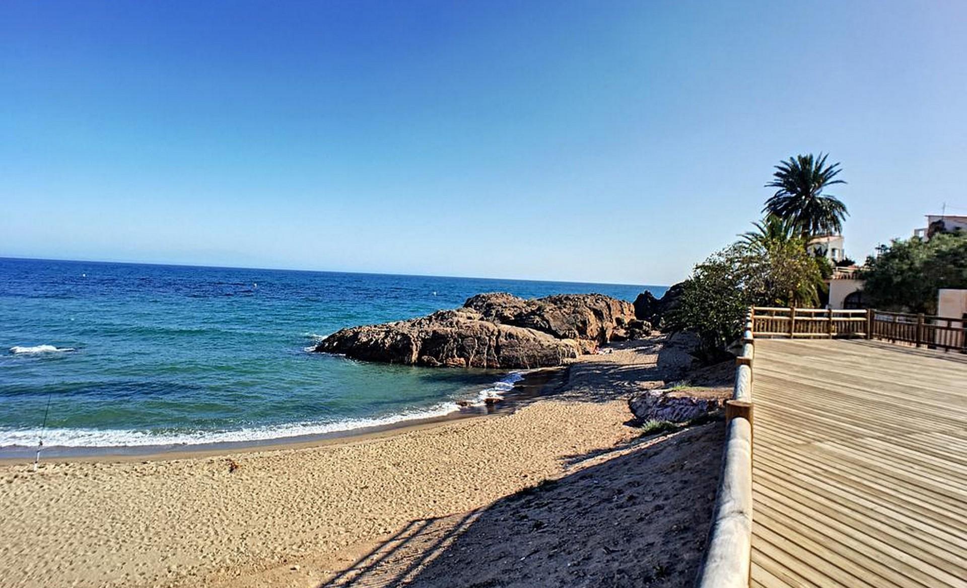 Bolnuevo strand