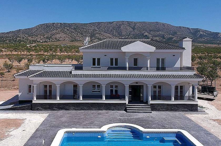 Bouwen huis op maat Spanje