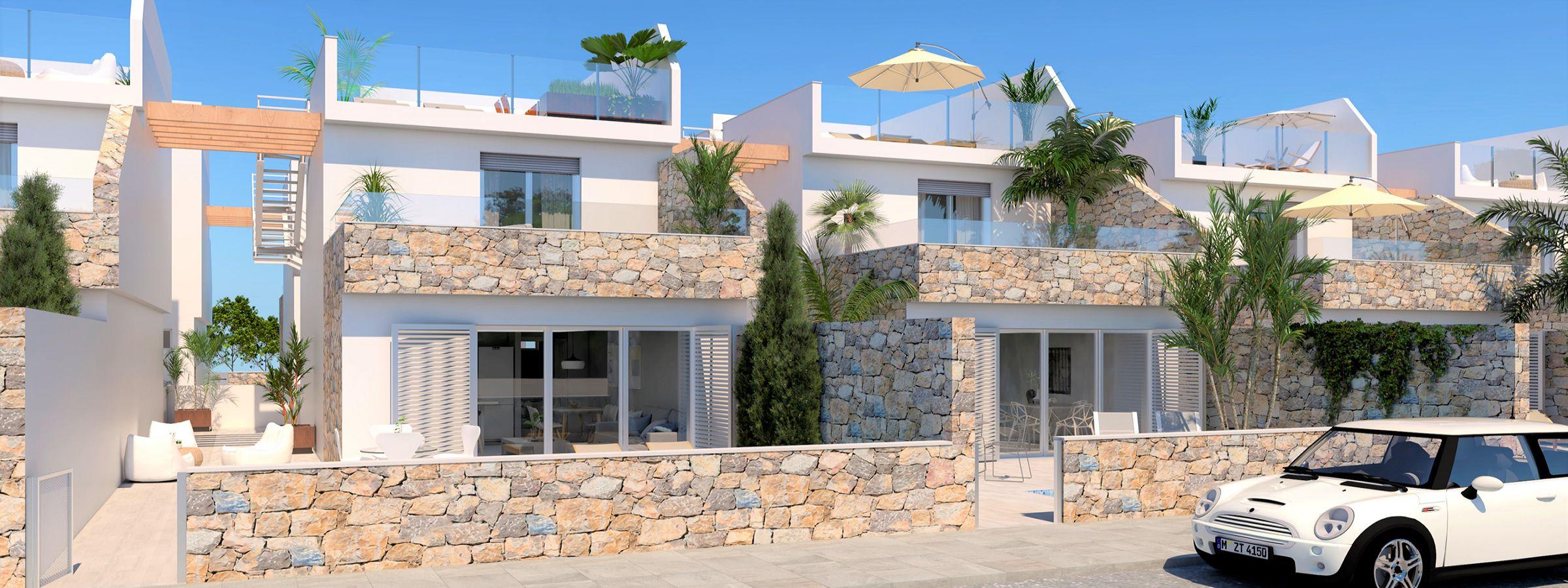 huizen aan de costa blanca