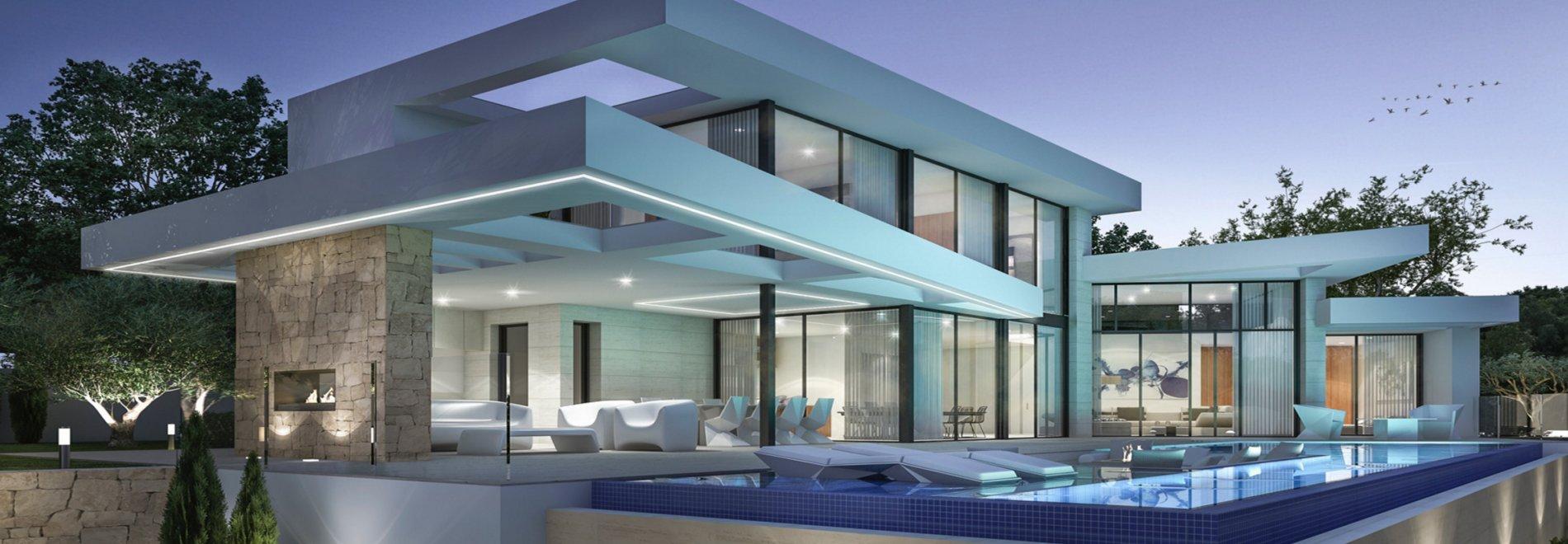 Villas in Spanje