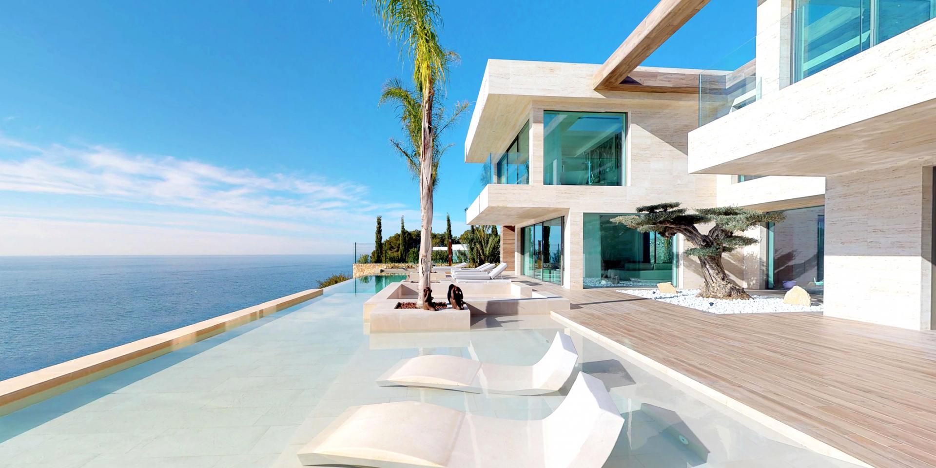 Zelf huis bouwen Spanje