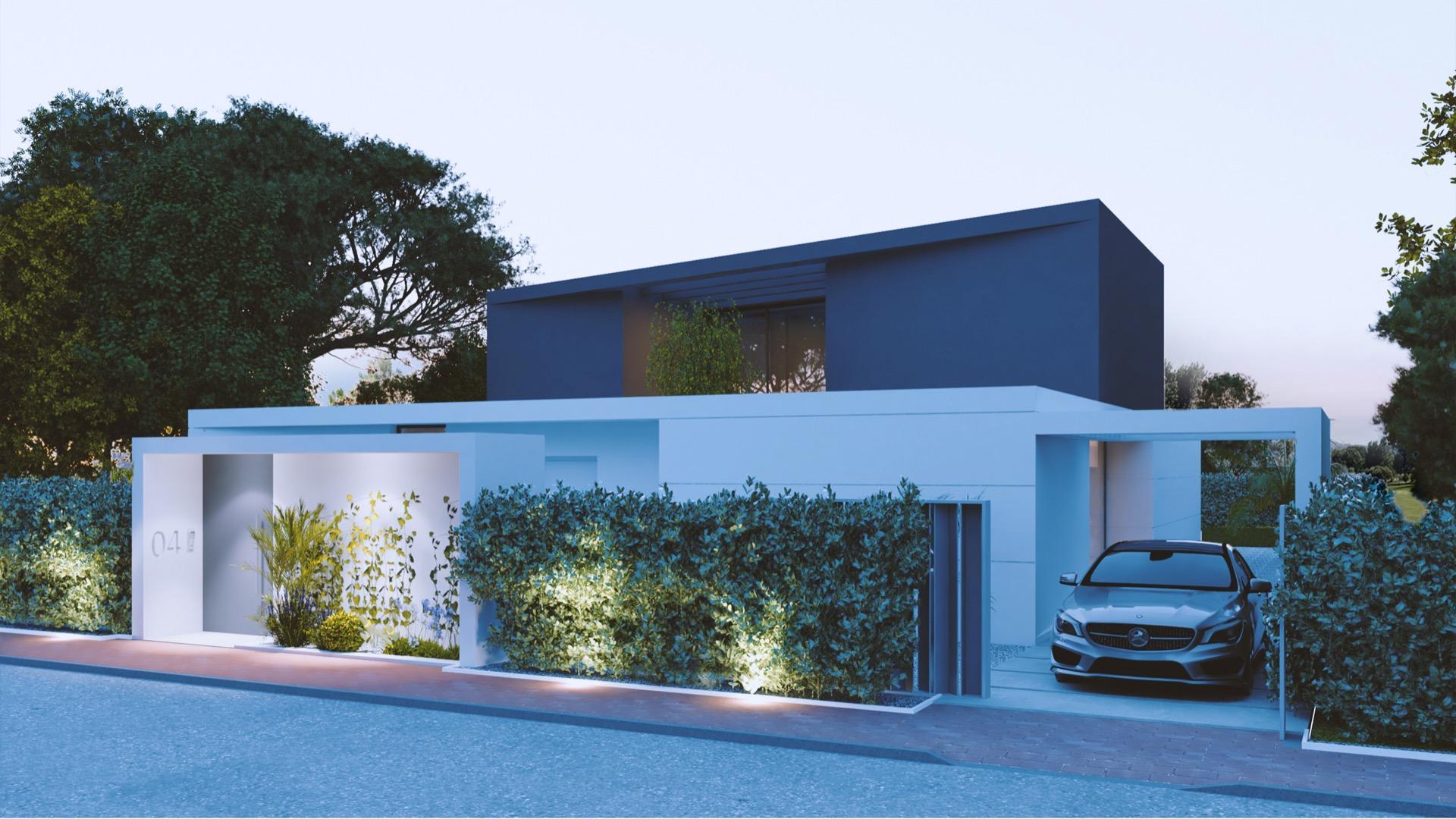Villa in Altaona Village, Costa Cálida, Spanje in Medvilla Spanje