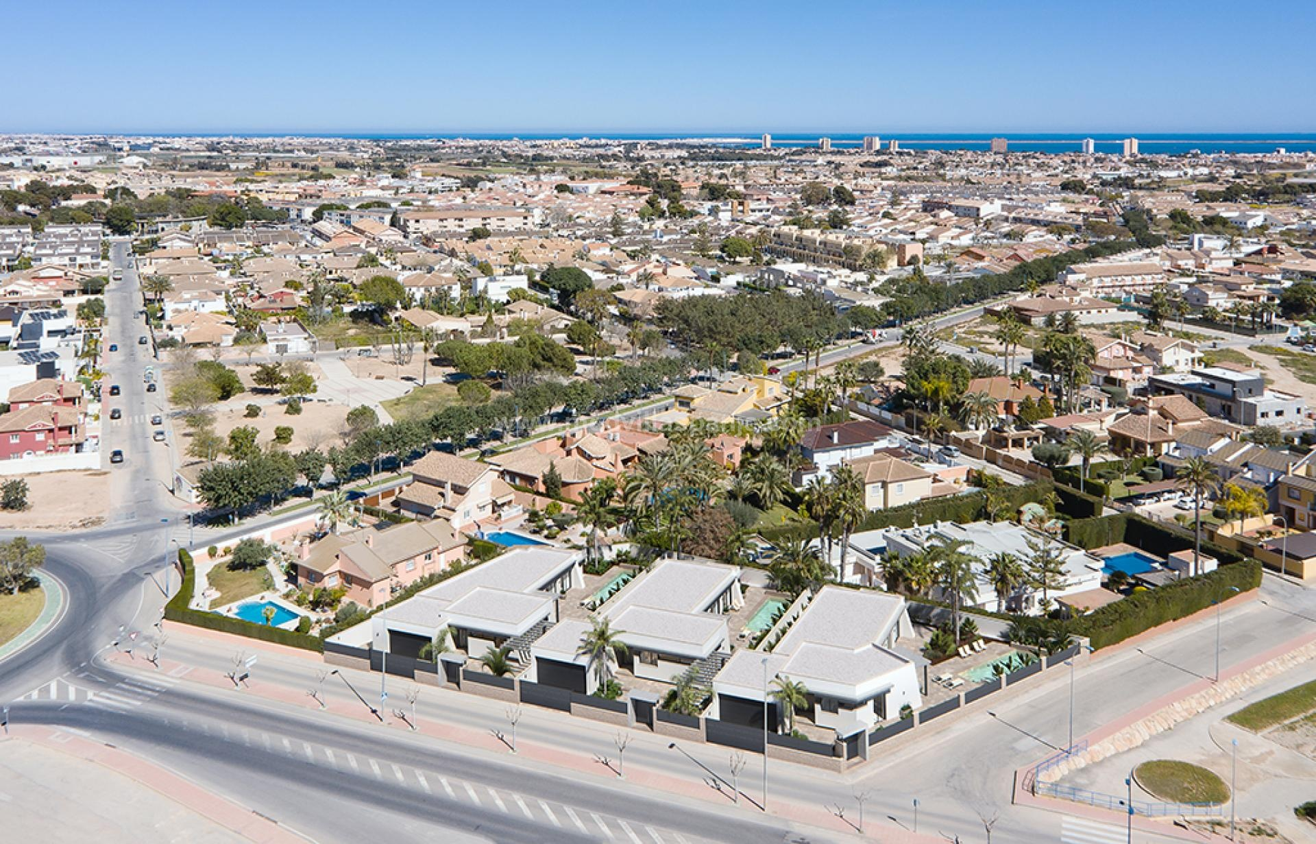 Exclusieve residentiële villa's, San Javier, Murcia, Costa Calida in Medvilla Spanje