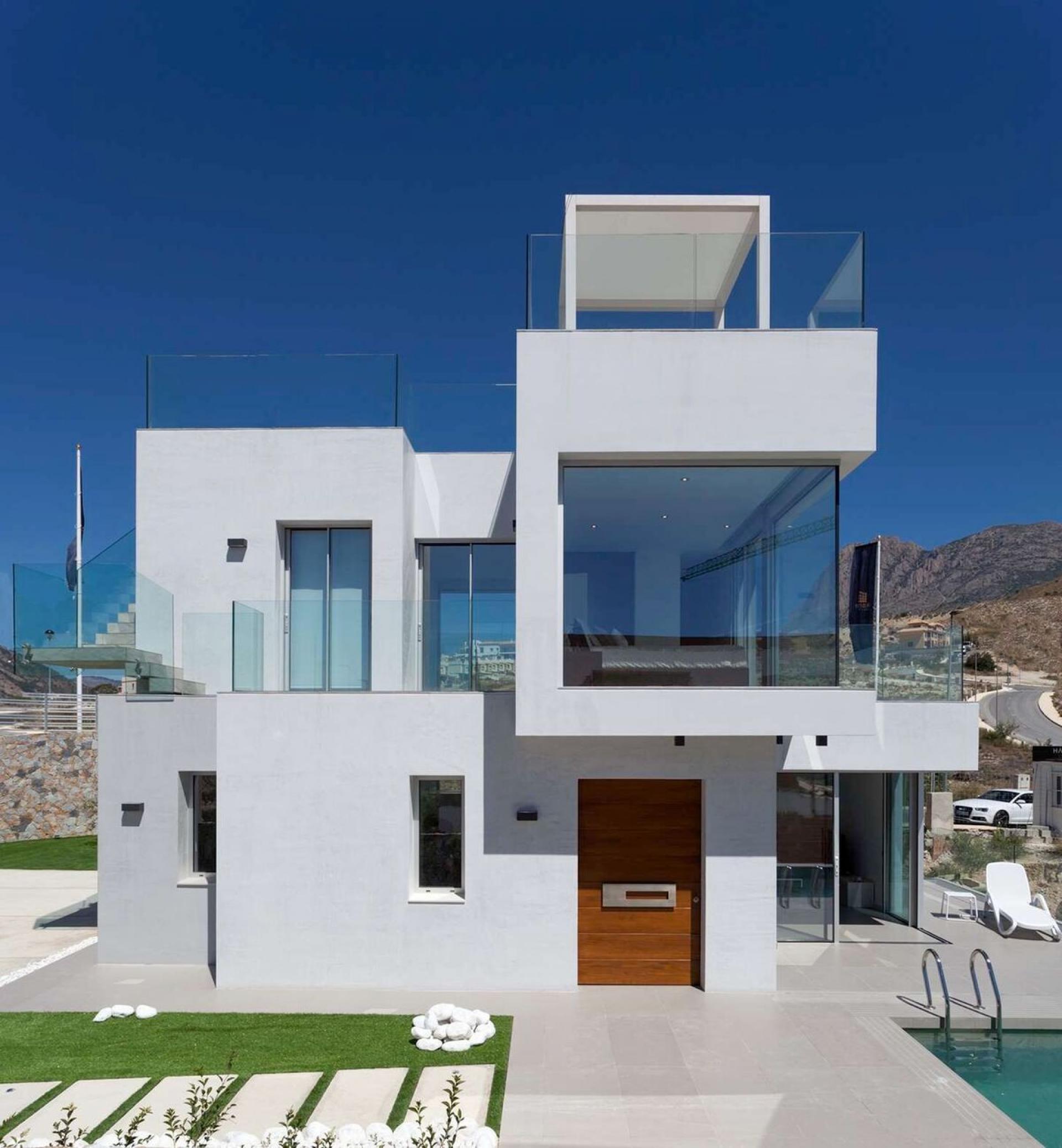 Mediterranean Luxury villa's in Balcon de Finestrat - Benidorm in Medvilla Spanje