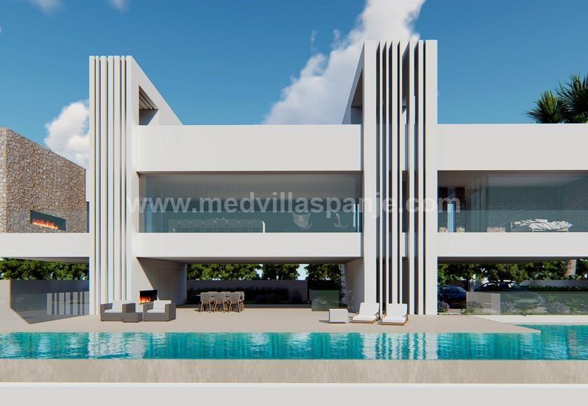 Rojales - Villa Skybox met 5 slaapkamers te koop Costa Blanca. in Medvilla Spanje