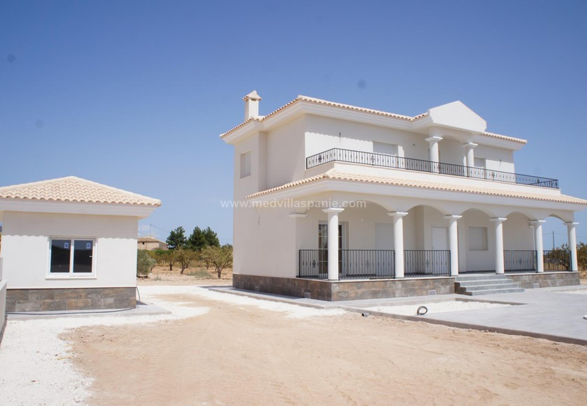 Bouw uw eigen villa in Alicante, Costa Blanca in Medvilla Spanje